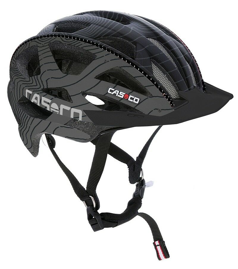 Casco Cuda Mountain schwarz-anthrazit